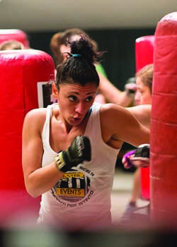 ISTRUTTORE FIT BOXING